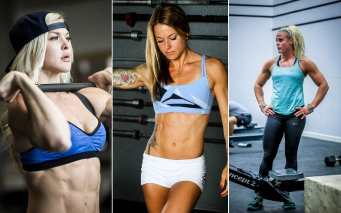 Crossfit Girls