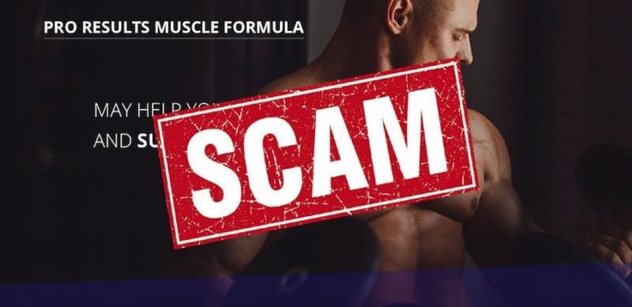 Pro Results Muscle Formula