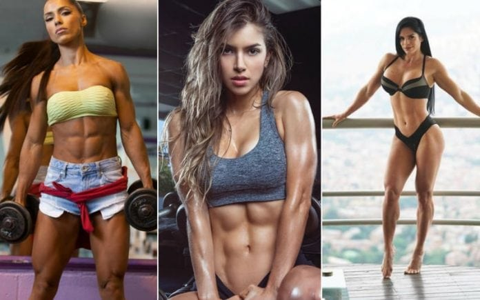 Female Fitness Models