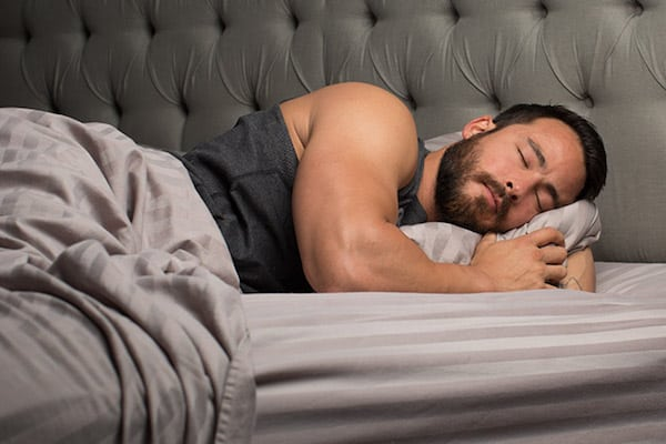 Increasing Testosterone Through Sleep