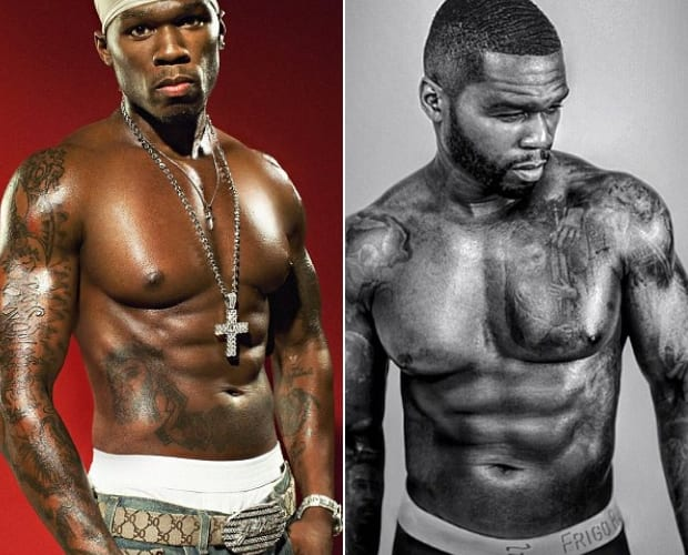 50 Cent HGH
