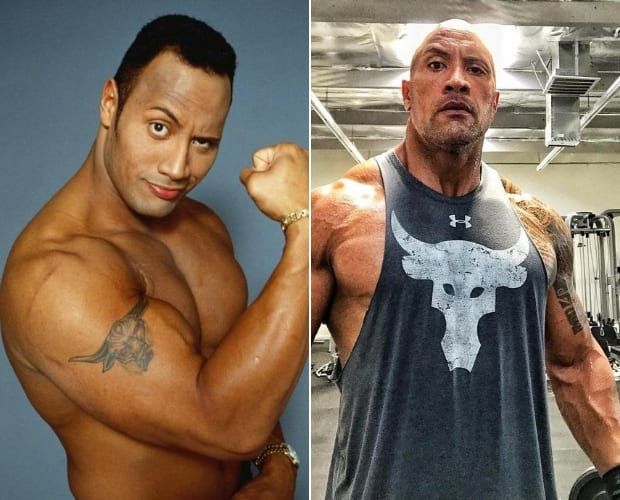 "Dwayne ""The Rock"" Johnson HGH"