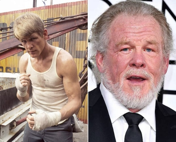 Nick Nolte HGH
