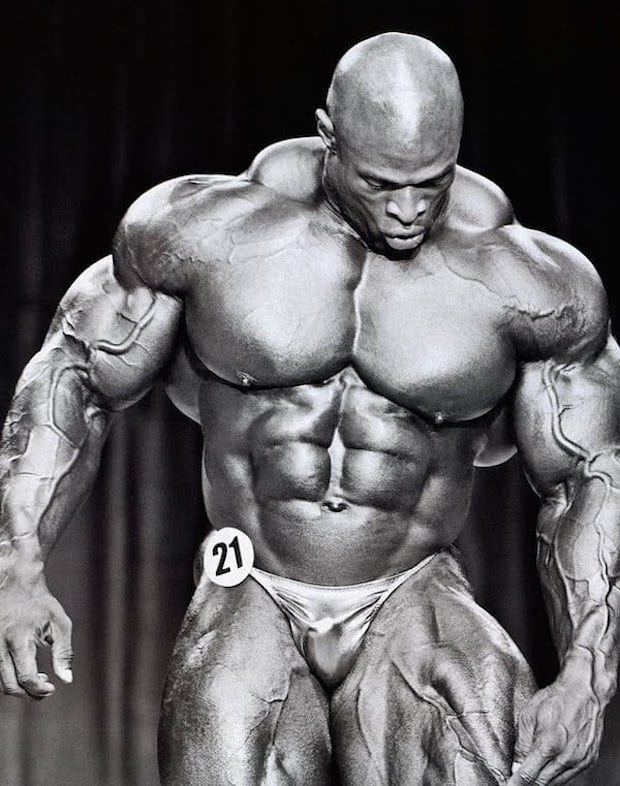 Did Ronnie Coleman use Steroids?