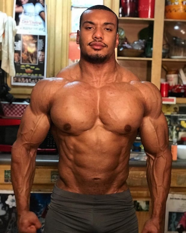 Is Larry Wheels on Steroids?