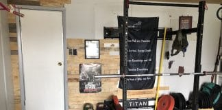 How To Convert Your Garage Into A Gym